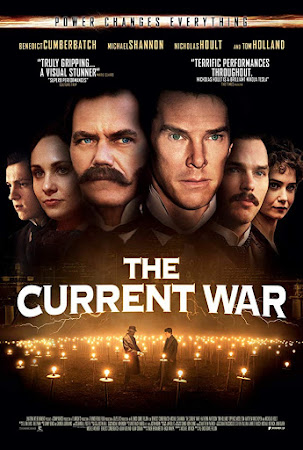 Poster Of Hollywood Film Watch Online The Current War 2019 Full Movie Download Free Watch Online 300MB