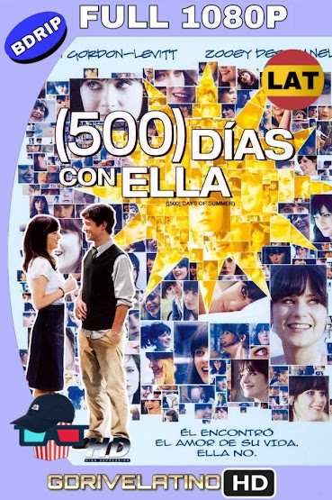 500 Días Con Ella (2009) BDRip 1080p Latino-Ingles MKV