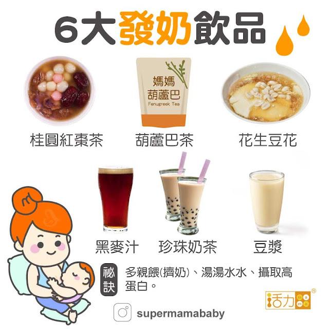發奶食物有哪些?發奶食譜、退奶食物、塞奶食物懶人包 - 哺乳媽媽加油站│最專業的母奶、塞奶、發奶知識平臺