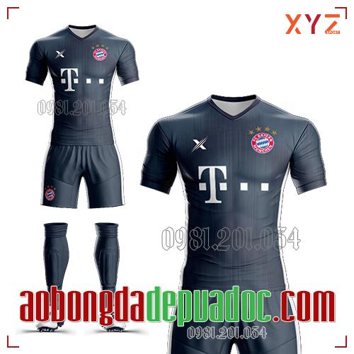 Áo Bayern Munich 2019 Sân Khách Mẫu 1