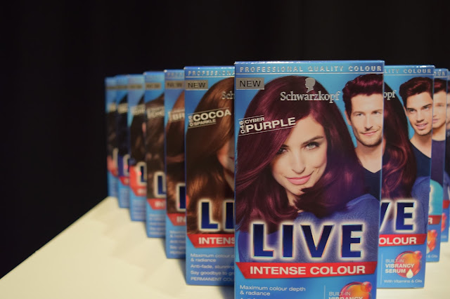 What Cat Says - Schwarzkopf Live Colour Show