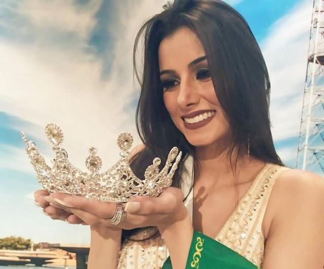 Representante de Foz do Iguaçu vence o Miss Brasil Globo, em Brasília