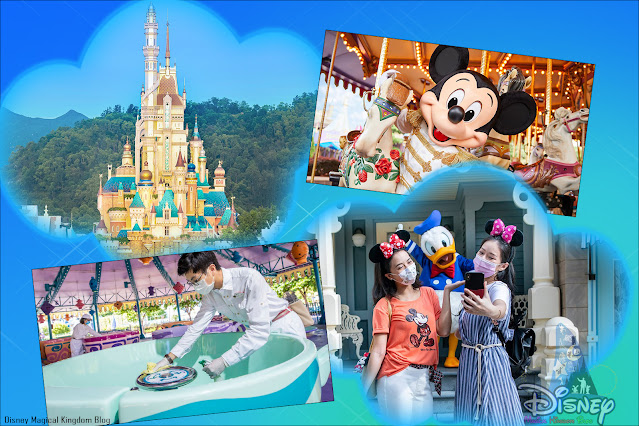 Hong Kong Disneyland Reopening on September 25 2020  Welcome Back, 香港迪士尼樂園 將於2020年9月25日再次重放, HKDL, Disney Parks