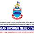 Jawatan Kosong Terkini di Negeri Sabah