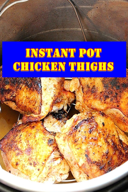 #Instant #Pot #Chicken #Thighs