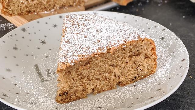 recette, gâteau, café, 12 cuillères, économique, rapide, facile, génoise, gâteau éponge, vidéo, étape par étape