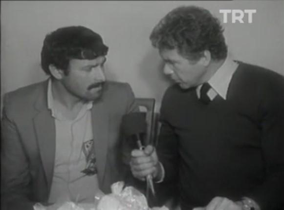 1981 Yılında Yakalanan Eroin Satıcısı ile Uğur Dündar'ın Ropörtajı [Video]