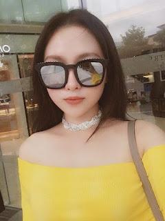 Gái xinh facebook hot girl Cao Lê Việt Hương