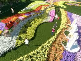 Lể hội hoa ở Đà Lạt