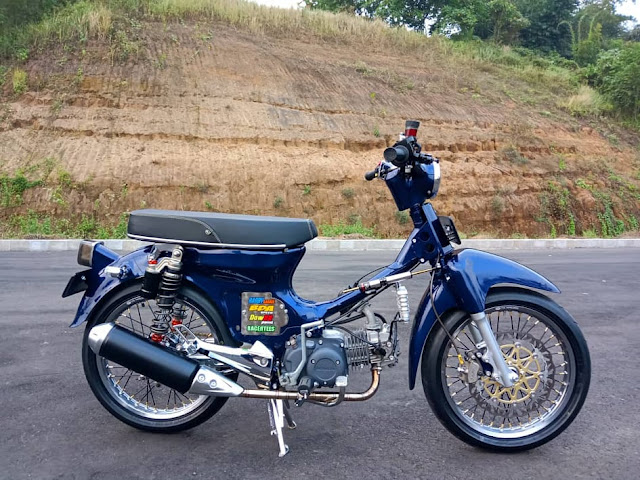 C70 Sporty Dark Blue by Yoga Permana Jember!!