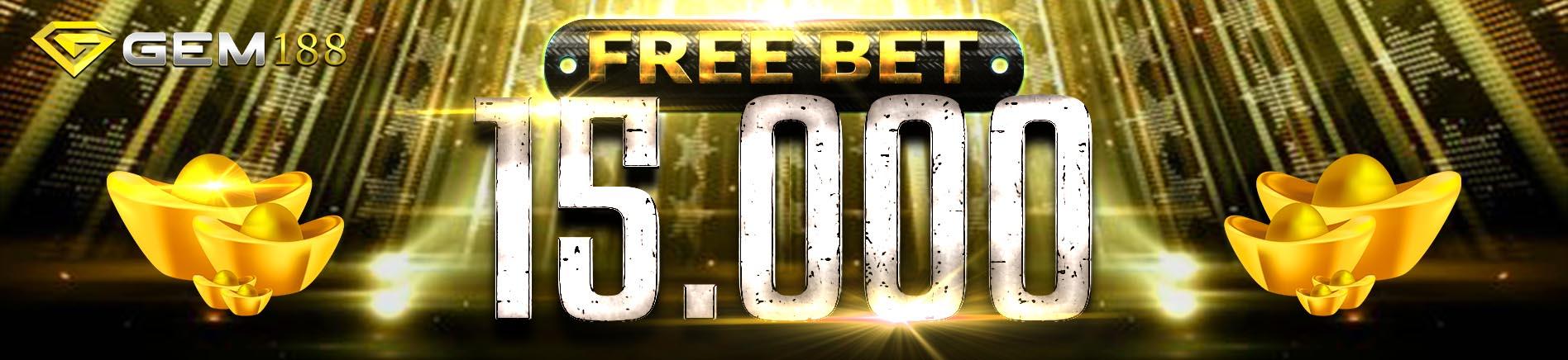 BONUS FREECHIP 15.000