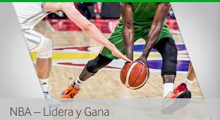 betway promocion NBA: Lidera y Gana hasta junio 2020