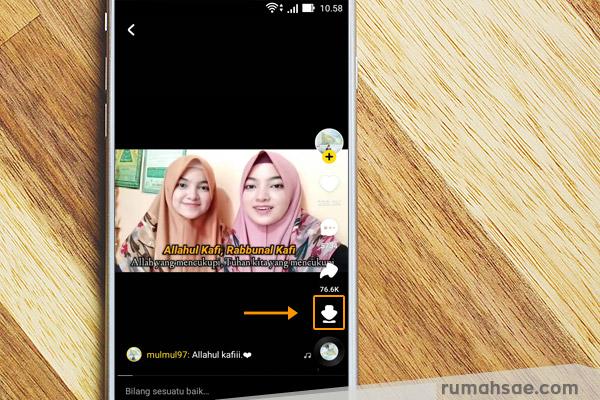 Cara Download  Video dari Snack Video Ada dan Tidak Ada Watermarknya