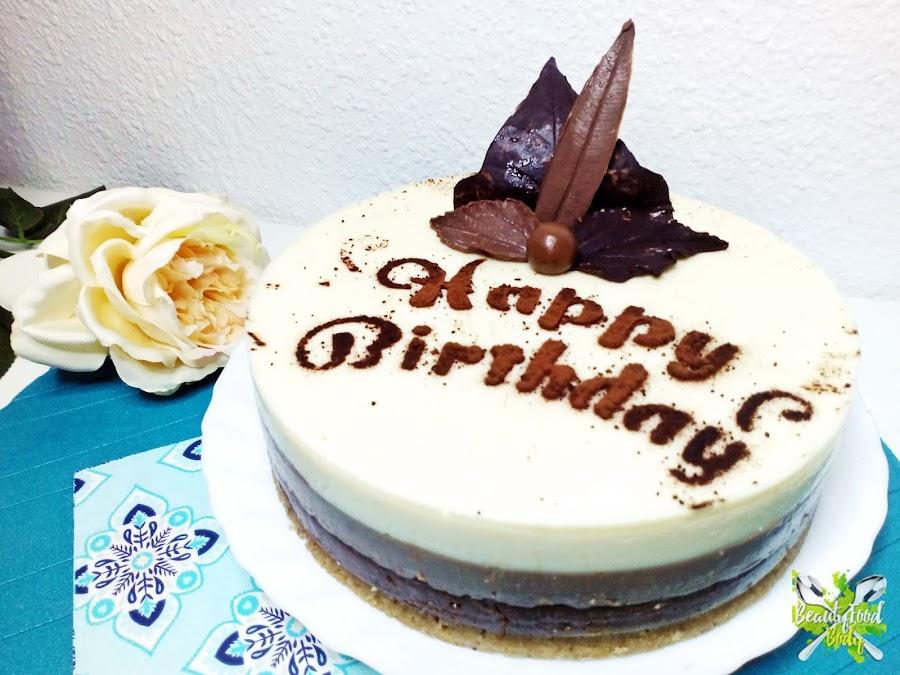 receta tarta 3 tres chocolates