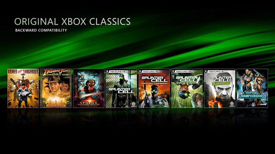 xbox one backward compatible games xbox