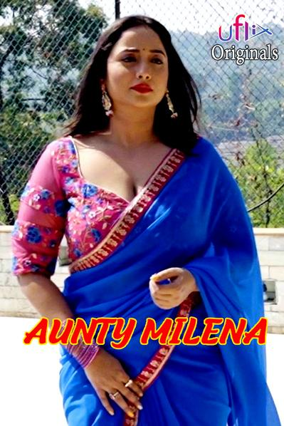 Aunty Milena 2021 Uflix Hindi S01E01 720p HDRip 210MB x264