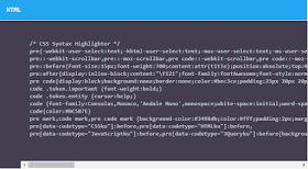 How to Make Highlight Script Box Html, Css, Html5, JQuery, JavaScript on Blog: