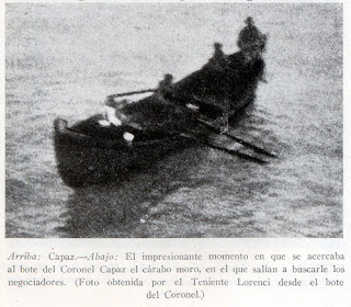 La guerra civil española en la colonia de Ifni (1936). Primera parte