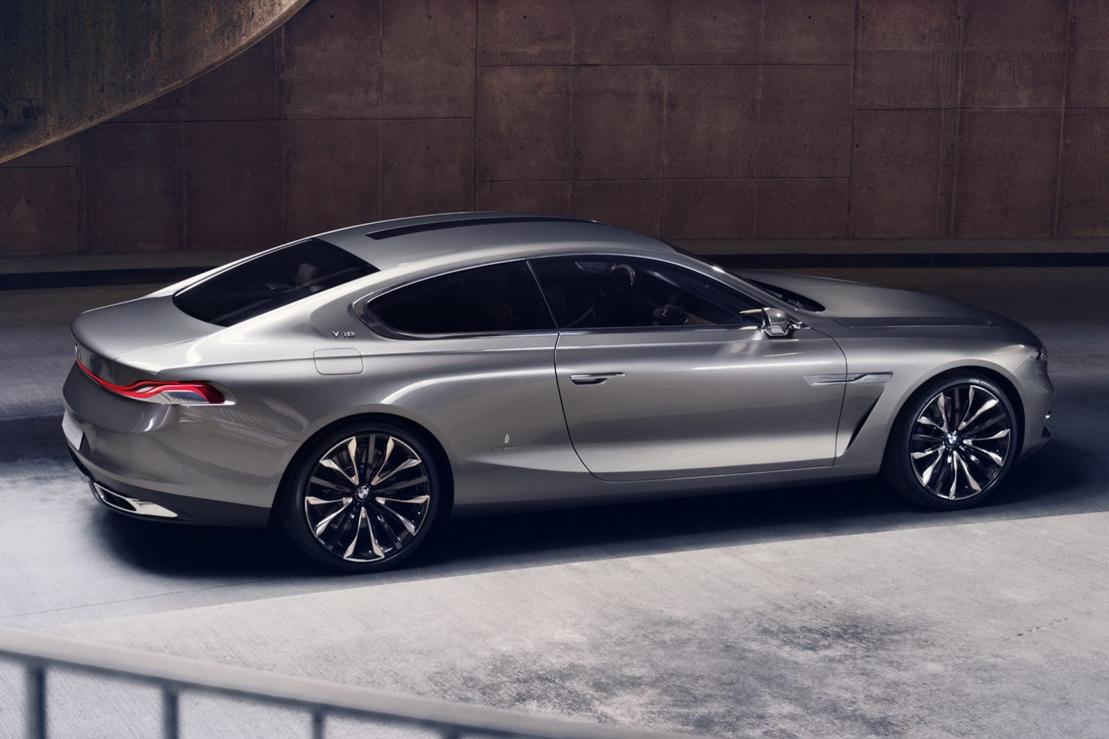 reborn bmw 8 series could come in m8 flavor too carscoops. Black Bedroom Furniture Sets. Home Design Ideas