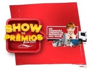 Promoção Show de Prêmios Sóbrancelhas Mil Reais Vale-Compras e Muitos Prêmios