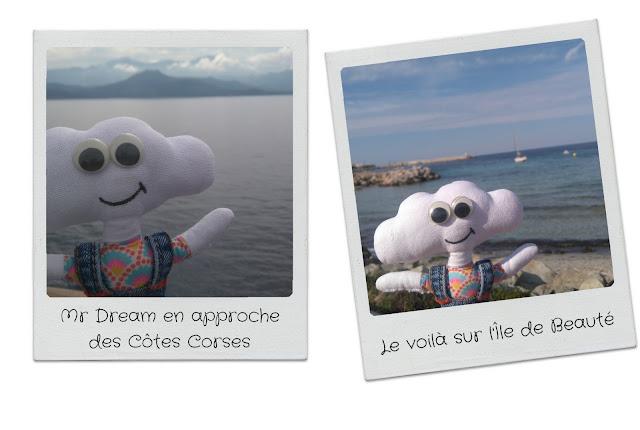 Mr Dream débarque en Corse