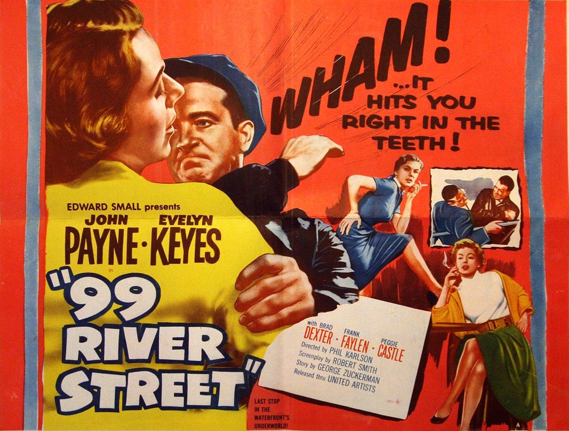 Classic Movie Ramblings: 99 River Street (1953)