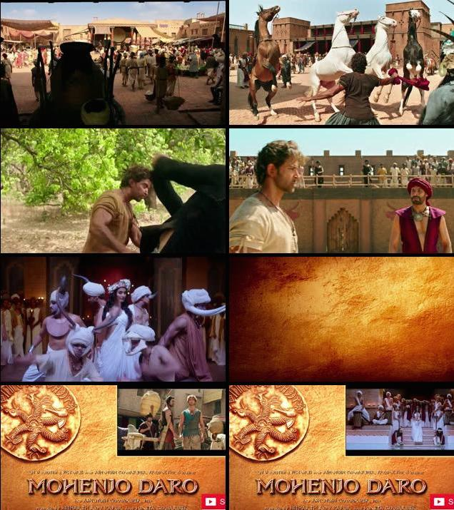 Mohenjo Daro Official Trailer 720p HD Download