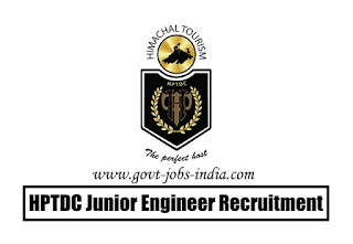 HPTDC Junior Engineer Recruitment 2020