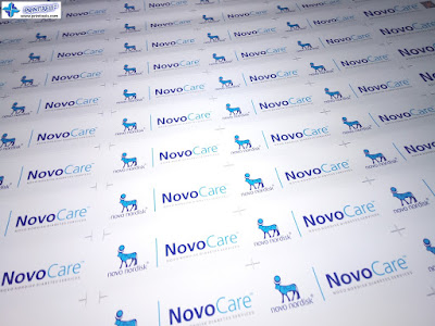 Vinyl Sticker Labels - Novocare