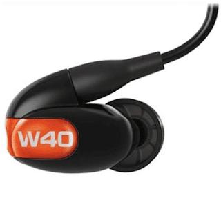 $199, Westone W40 Gen 2 Four Driver Earphones w/ MMCX Audio & Bluetooth Cables