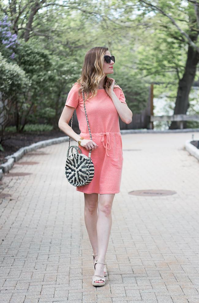 Casual Summer Dress #summerstyle #beachdress