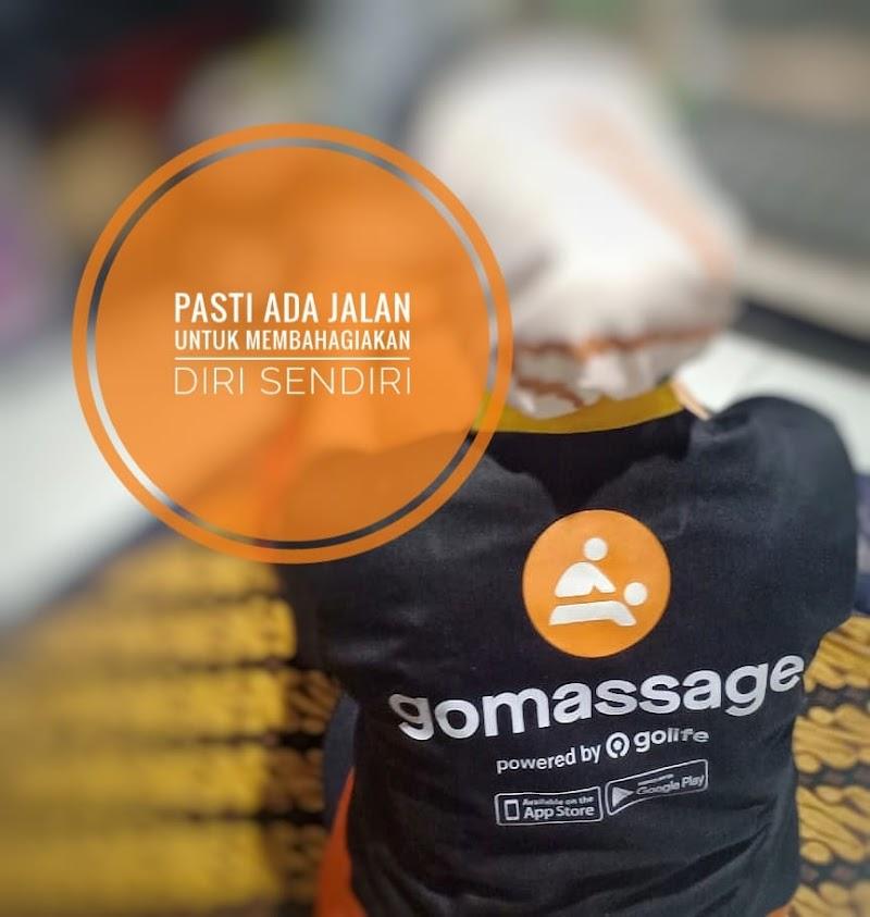 Review GoMassage : #PastiAdaJalan Untuk Selalu Membahagiakan Diri Sendiri