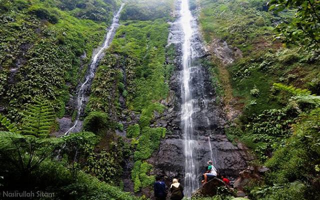 Air terjun Tretes Wonosalam, Jombang