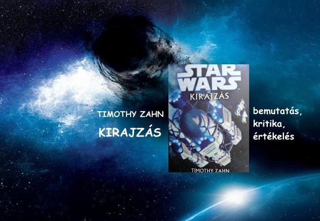 Kirajzás Star Wars könyv bemutatás, kritika, értékelés