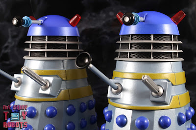 Doctor Who 'The Jungles of Mechanus' Dalek Set 01