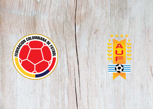 Colombia vs Uruguay -Highlights 13 November 2020