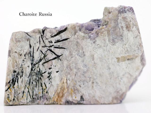 チャロアイト チャロ石 Charoite Russia
