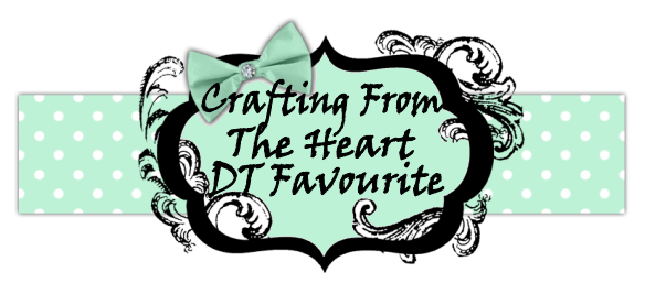 2 x Crafting From The Heart DT Favourite