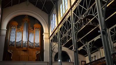 Eglise notre Dame du Travail - Paris