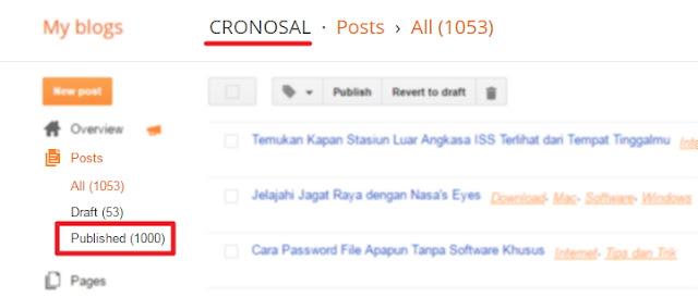 CRONOSAL 1000