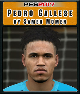 PES 2017 Faces Pedro Gallese by Sameh Momen