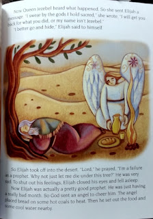 Angels in the Bible Storybook sample 1