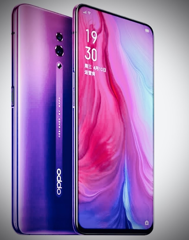 OPPO RENO 5G Full Features And Price