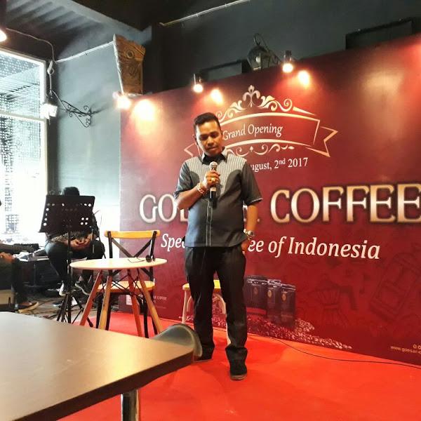 Nikmati Racikan Kopi Terbaik dan Suguhan Budaya Batak di Goesar Coffee