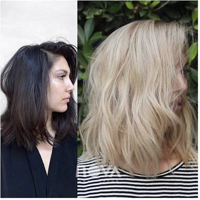short messy bob hairstyles 2019