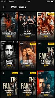 Pocket TV - screenshot 9