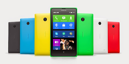 Nokia X Smartphone with Android Apps support, 4 inch Display, 3G Supported - Electronics 4 India