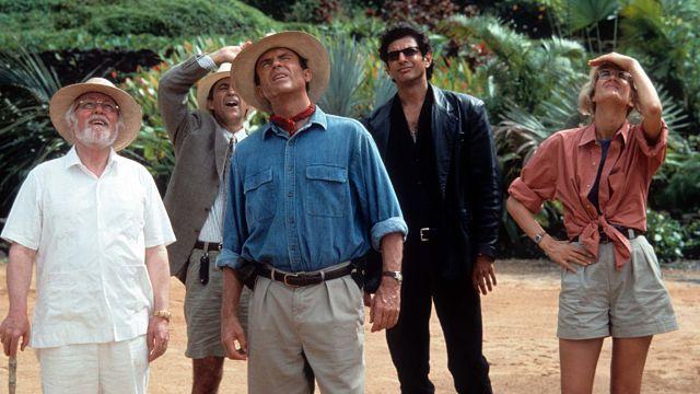 Fotograma: Jurassic Park (Parque Jurásico) (1993)