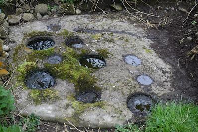 Nine-hole Stone, Offaly