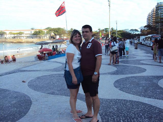 Próximo Forte de Copacabana